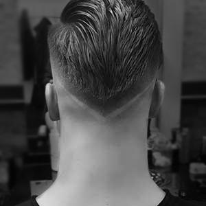 mit der liebe zum detail rasieren wir kunstvolle muster in das kurz geschnittene haar unzhlige variationen und mglichkeiten machen das ergebnis zu einem - Muster In Haare Rasieren